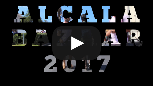 Alcala Bazaar walk-through video
